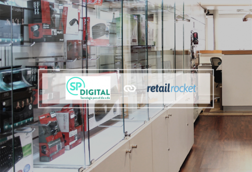 SP Digital increases its conversion by 12% using product recommendations