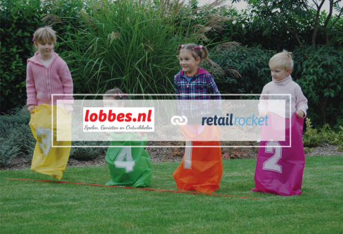 Lobbes.nl: 29,6% revenue increase through personalized product recommendations