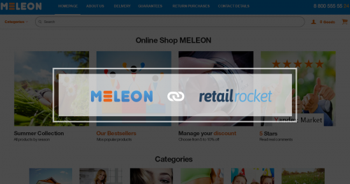 A case of 26% conversion growth with the help of personal recommendations in Meleon's newsletters