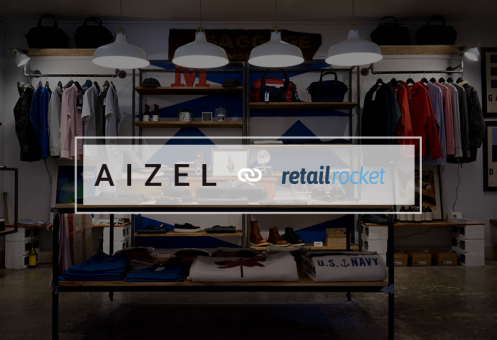 Aizel marketplace personalization: unique offer for each customer and 11% revenue growth