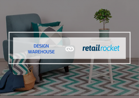 The art of personalization at Design Warehouse online shop: how to achieve 17.5% revenue uplift with Retail Rocket AI platform