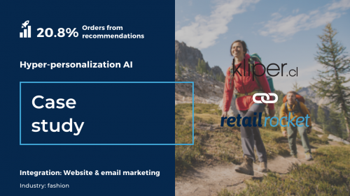 How AI technology generates more than 20% of orders with a personalized approach: the case study of Kliper.cl