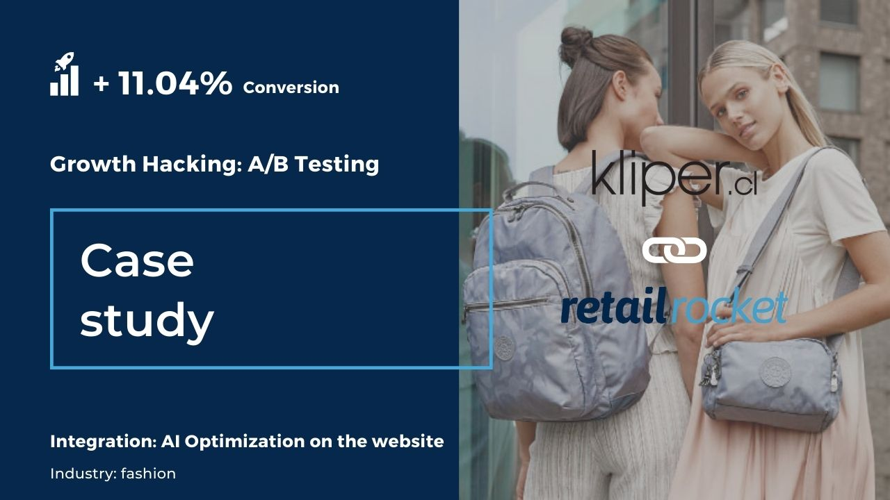 Improving the effectiveness of Artificial Intelligence by using the A/B testing method: the case of Kliper.cl part 2